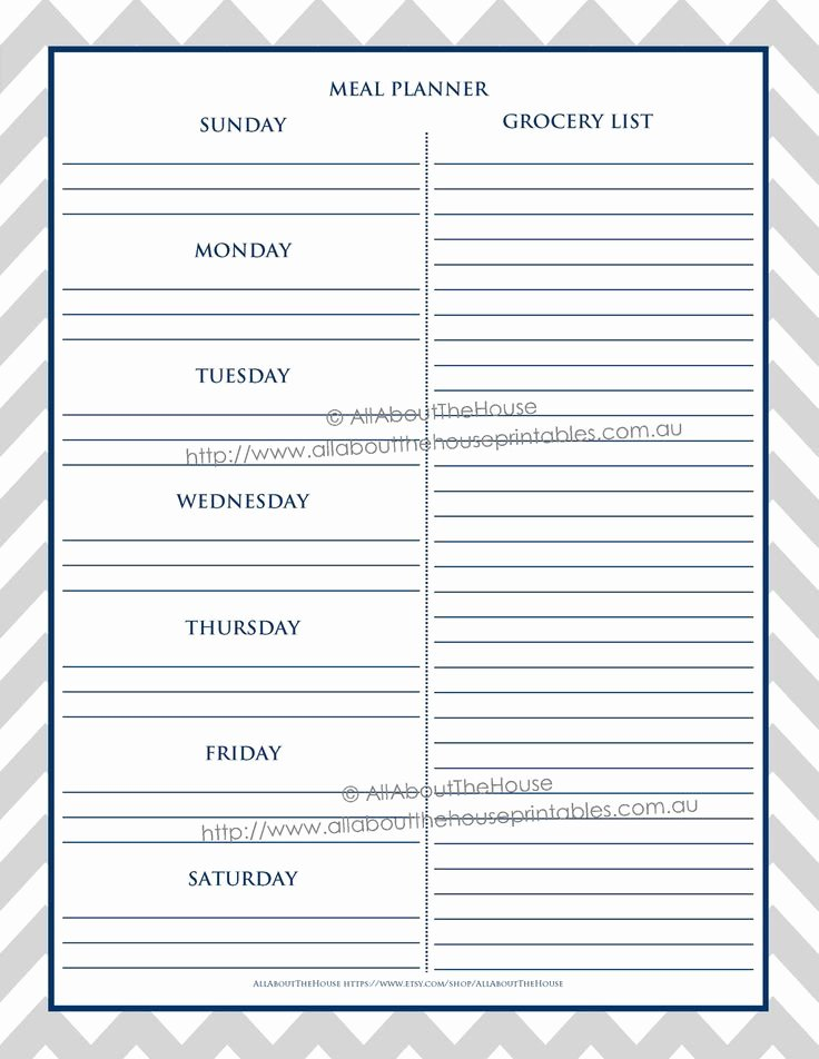 Recipe Template for Pages Luxury Grey Chevron Navy Recipe Binder Printables Editable