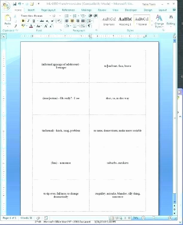 Recipe Template Google Docs Inspirational Index Card Template Index Card Template Google Docs 3 X 5