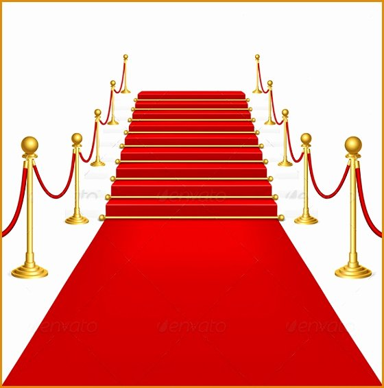Red Carpet Invitation Template Inspirational 11 Red Carpet Invitation Templates Sampleinvitationss123