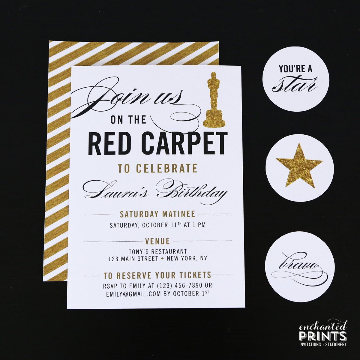 Red Carpet Invitation Template Luxury Red Carpet Party Invitation Red Carpet Birthday Red Carpet