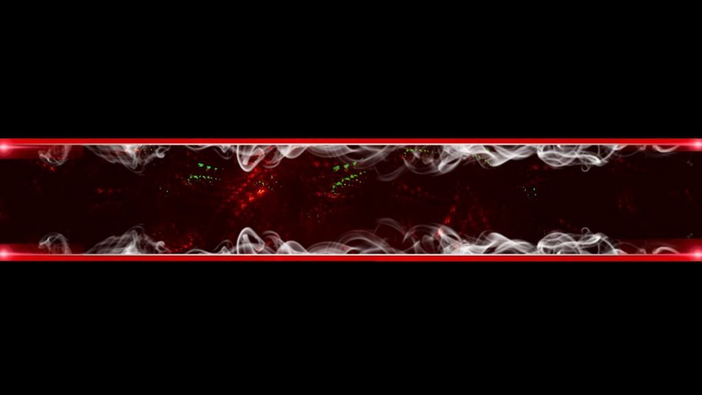 Red Youtube Banner Template Elegant Rot Red Banner No Text Template Download Speedart