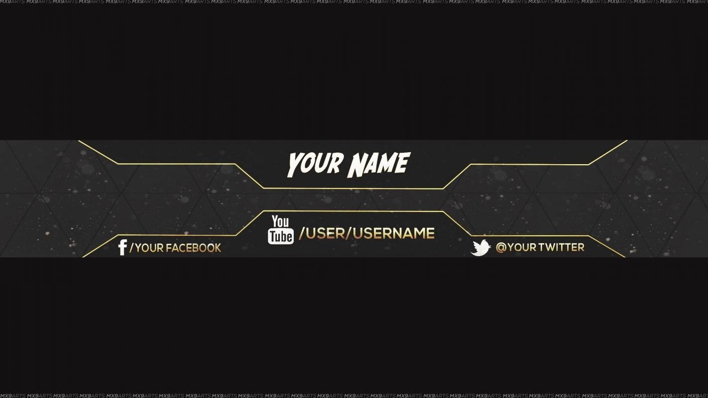 Red Youtube Banner Template Fresh Youtube Banner Templates