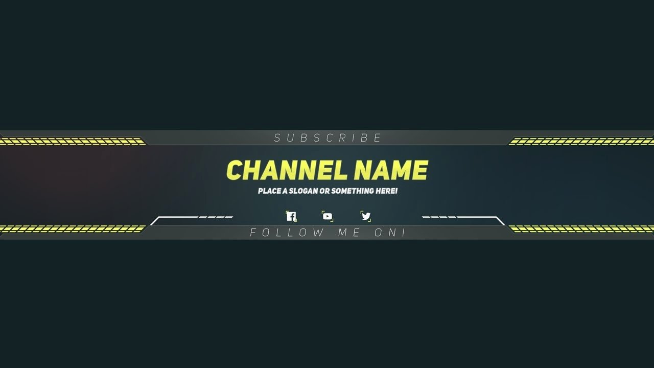 Red Youtube Banner Template Inspirational Youtube Banner Templates