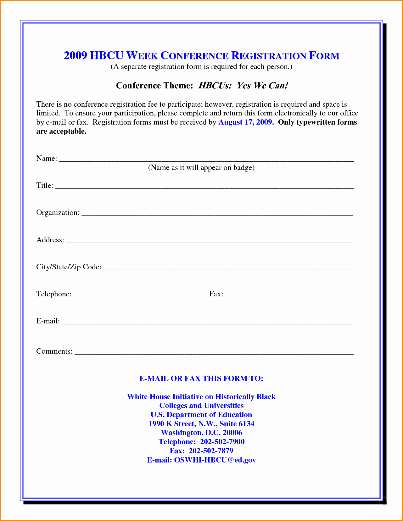 Registration forms Template Word Elegant Registration form Template Word Templates Station
