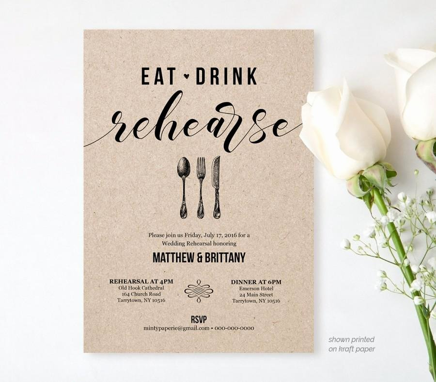 rehearsal dinner invitation template printable rustic wedding rehearsal invite instant editable text pdf digital 106rd