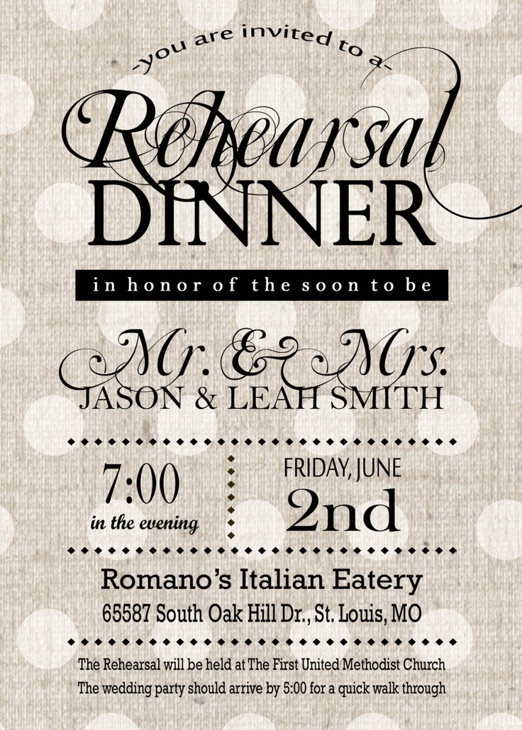 Rehearsal Dinner Menu Template Elegant 48 Best Rehearsal Dinner Images On Pinterest