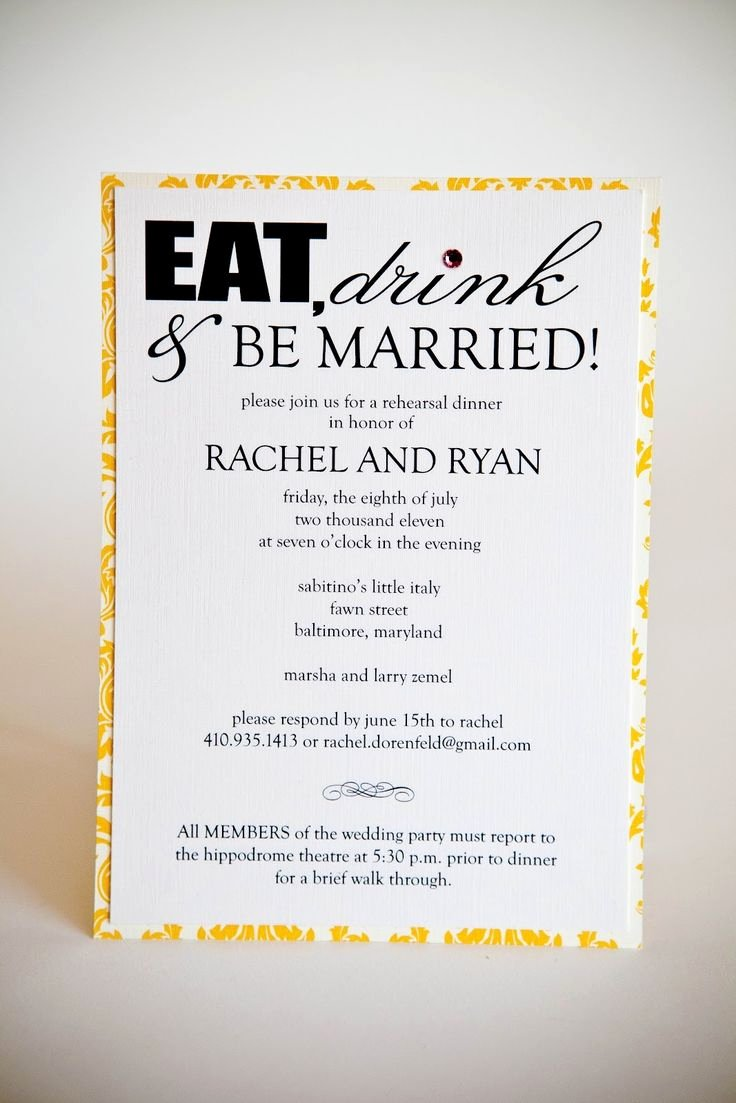 Rehearsal Dinner Menu Template Fresh Pinterest Discover and Save Creative Ideas