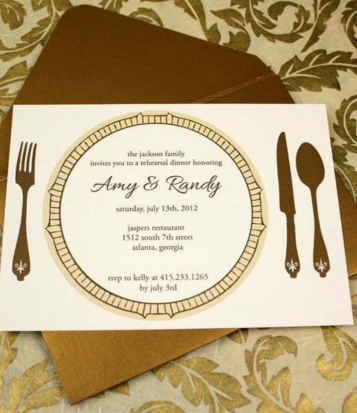 Rehearsal Dinner Menu Template Inspirational Invitation Template – Elegant Rehearsal Dinner Invitation