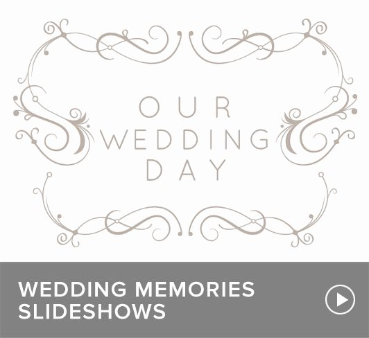 Rehearsal Dinner Slideshow Template Elegant Wedding Invitations Slideshows and Collages Smilebox