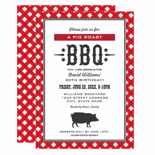 Rehearsal Dinner Slideshow Template Lovely Birthday Party Invitations Backyard Bbq theme