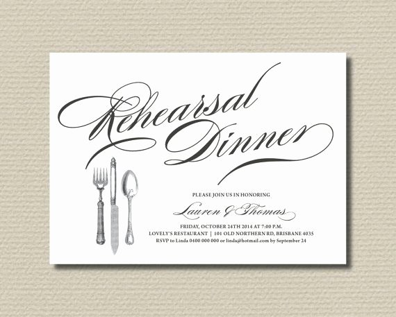Rehearsal Dinner Slideshow Template Luxury Wedding Rehearsal Menu Templates