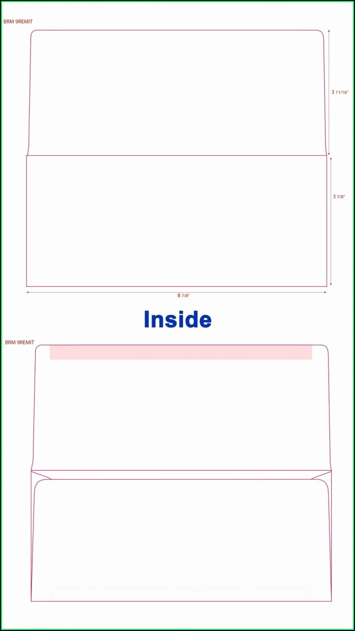 Remittance Envelope Template Word Awesome 2 Way Remittance Envelope Template Template 1 Resume