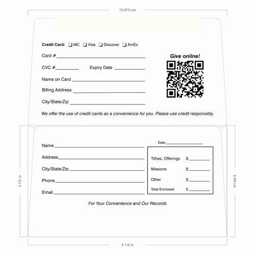 Remittance Envelope Template Word Beautiful Remittance Envelopes Layout 004