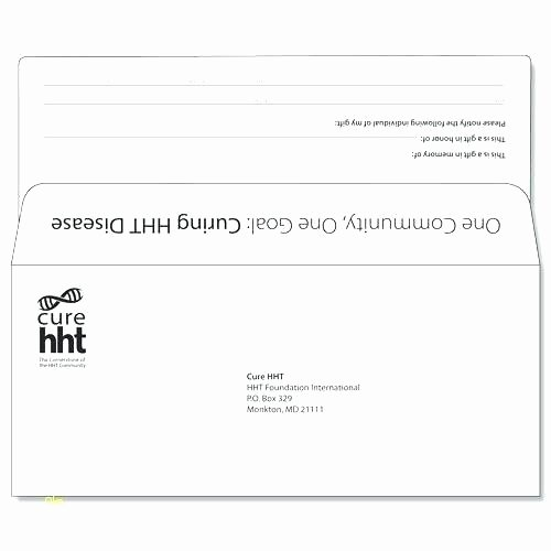 Remittance Envelope Template Word Lovely Free Donation Envelope Template Word 9 Remit Remittance