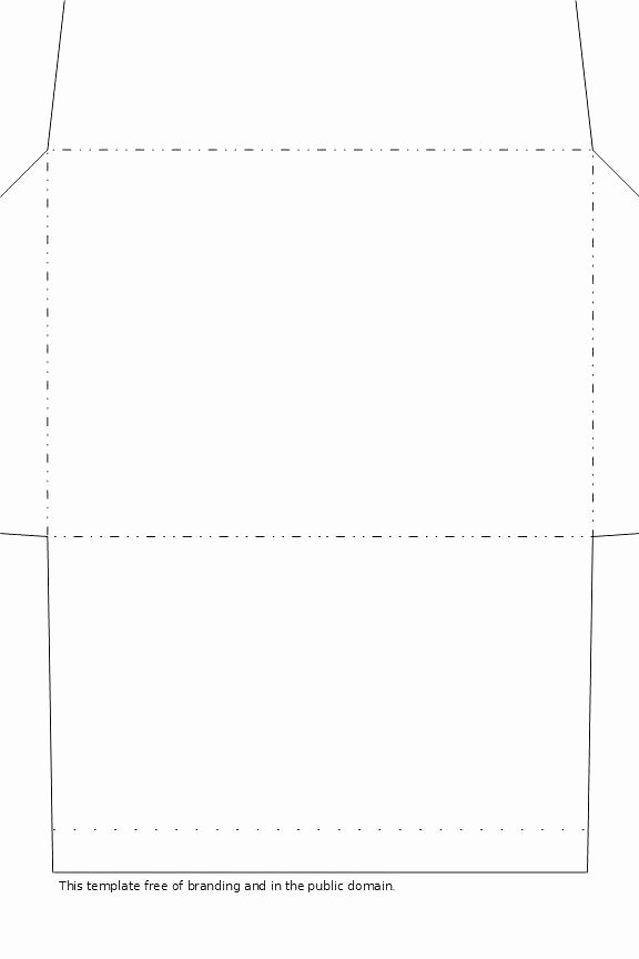 Remittance Envelope Template Word New Popular 6 X 9 Booklet Window No Envelope Template