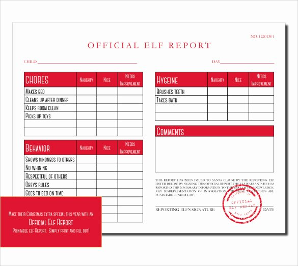 Report Card Template Pdf Inspirational 12 Progress Report Card Templates to Free Download