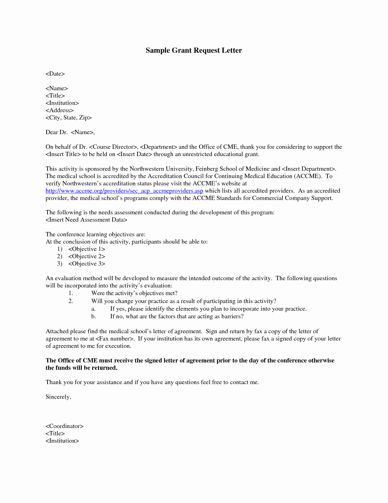 Request for Funds Template New Grant Request Letter Write A Grant Request Letter
