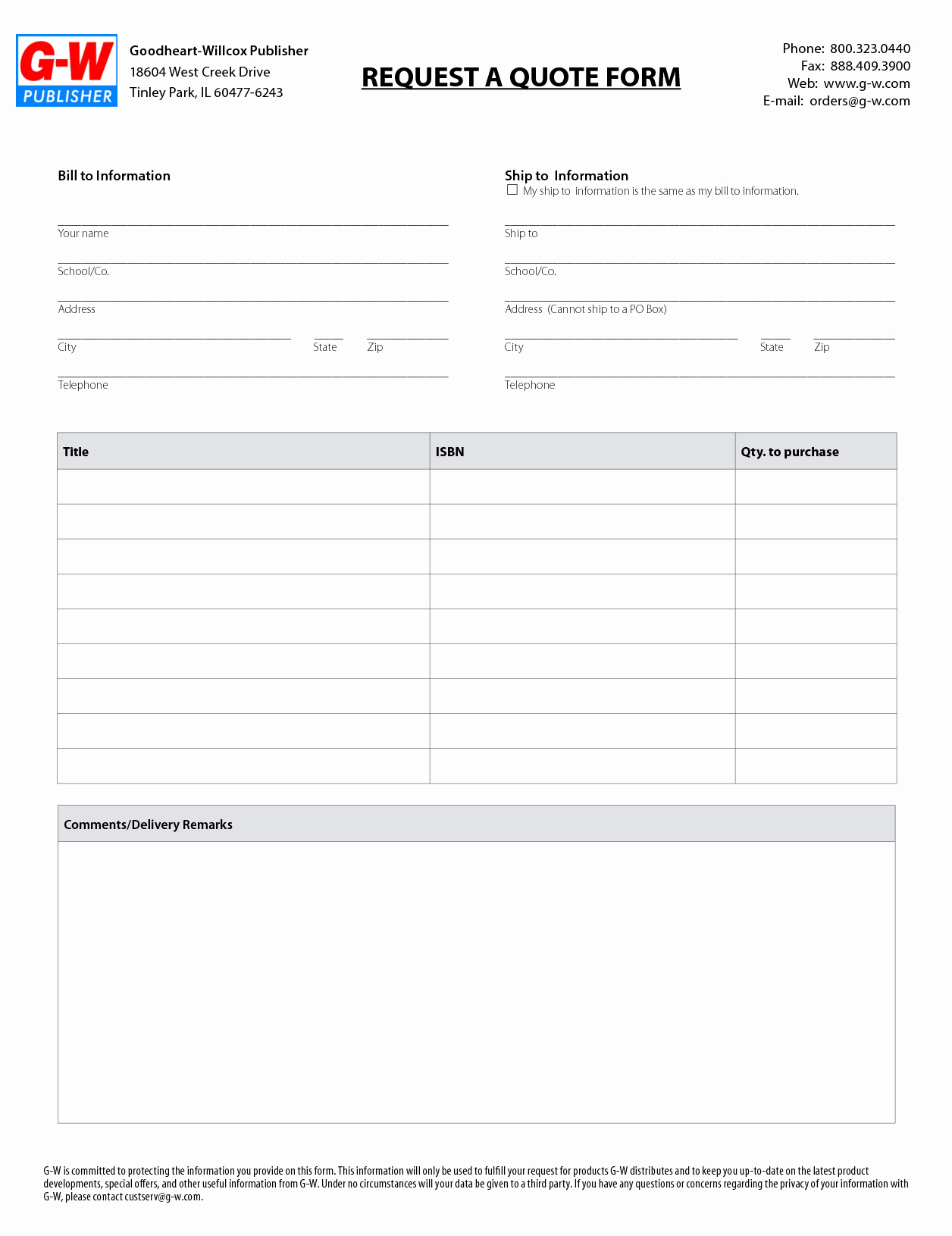 Request for Quotation Template Best Of Best S Of Rfq form Template Request for Quote