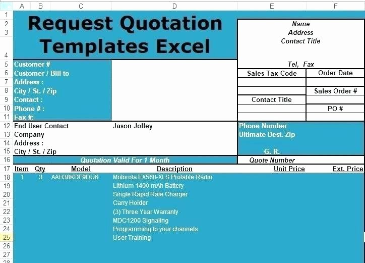 Request for Quotation Template New Request for Quote Template Request A Quote Wordpress