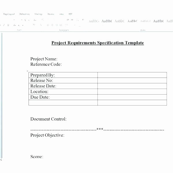 Requirement Gathering Template Excel Elegant Simple Business Requirements Document Template Sample