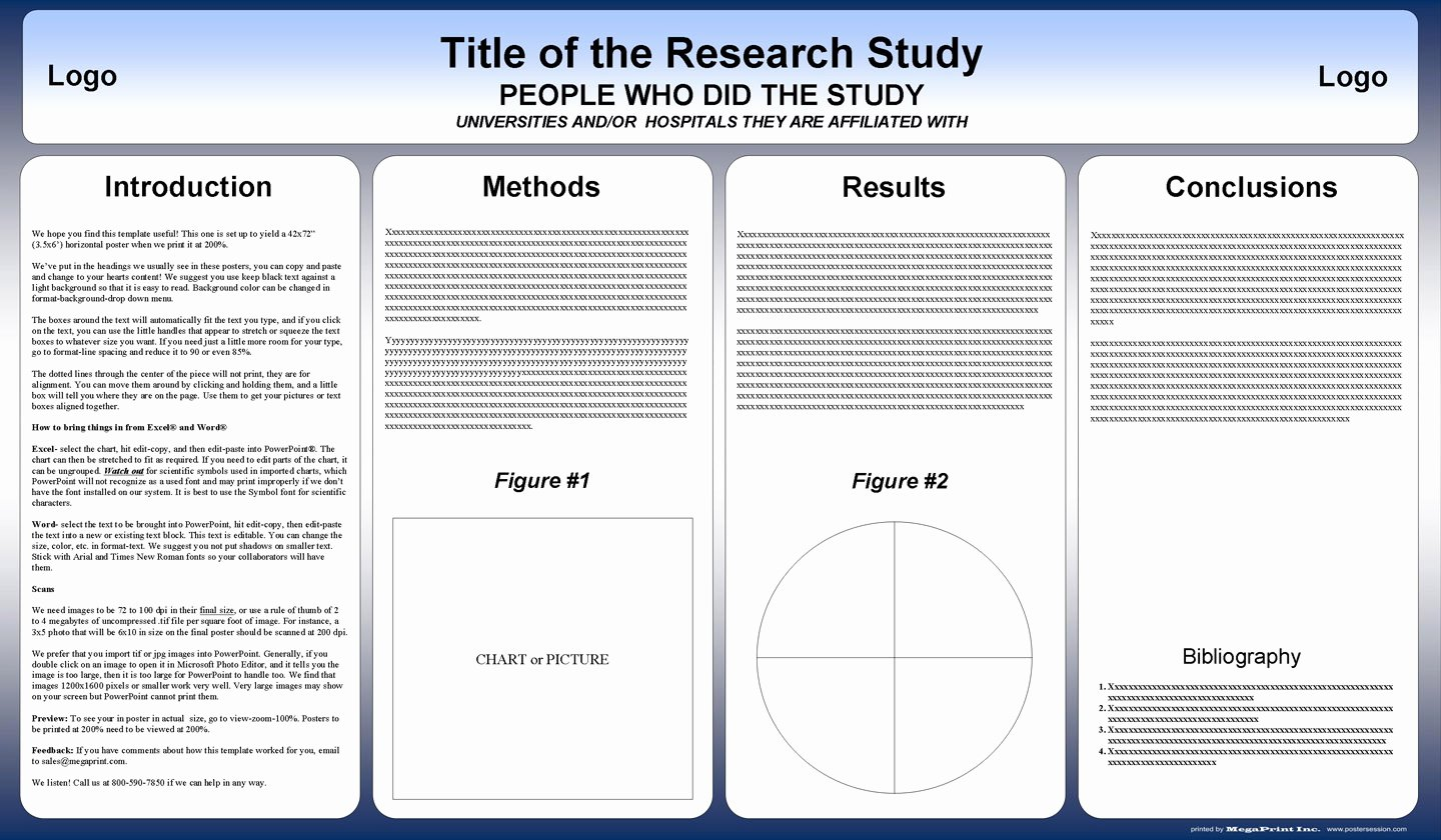 Research Presentation Powerpoint Template Best Of Free Powerpoint Scientific Research Poster Templates for