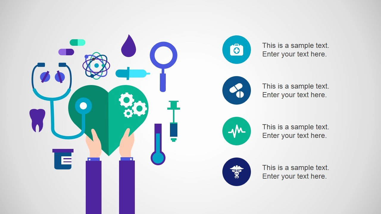 Research Presentation Powerpoint Template Fresh Medical Research Powerpoint Template Slidemodel