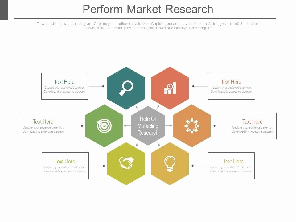 Research Presentation Powerpoint Template Lovely Perform Market Research Ppt Slides