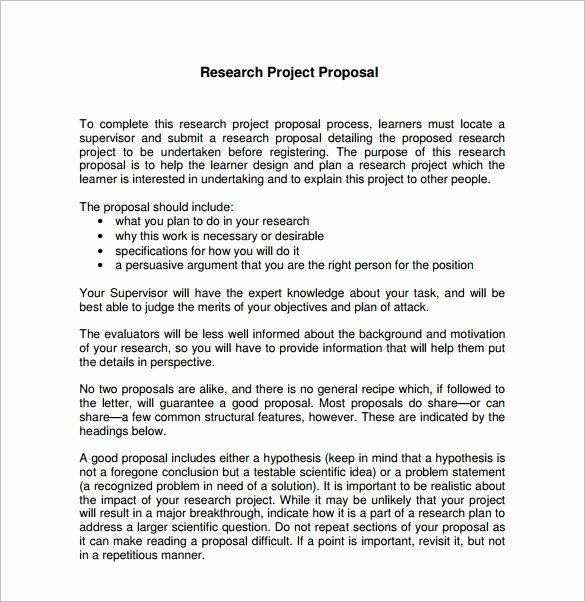 Research Proposal Outline Template Elegant Research Proposal Template Beepmunk