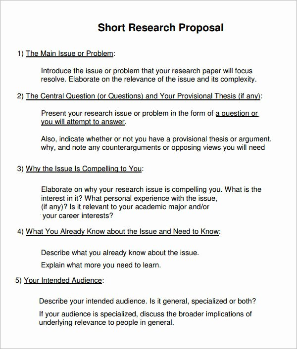 Research Proposal Outline Template New Research Proposal Outline Template Sample Research