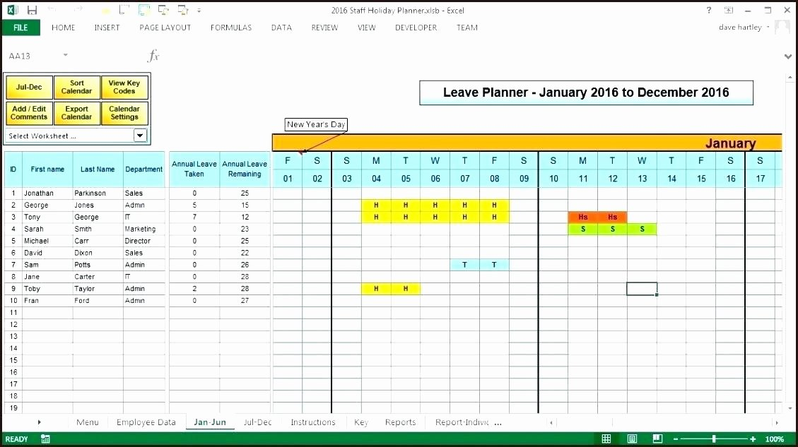 Resource Management Excel Template New Bud and Business Plan Demand forecasting