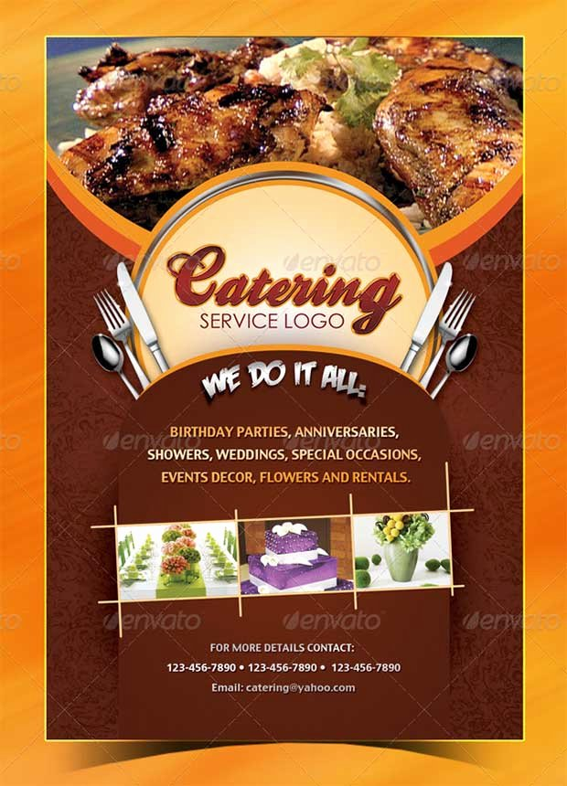 Restaurant Flyer Template Free Awesome Restaurant Flyer Free Word Pdf Psd Eps Indesi with Menu