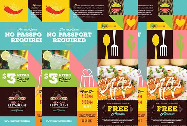 Restaurant Flyer Template Free Inspirational 38 Free Flyer Templates Word Pdf Psd Ai Vector Eps