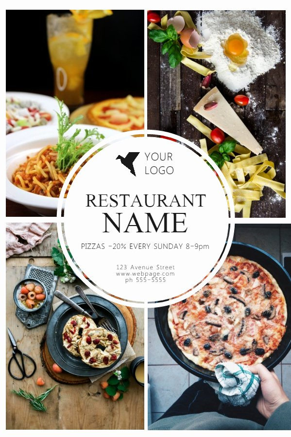 Restaurant Flyer Template Free Lovely top 10 Templates From the Design Munity Vol 8