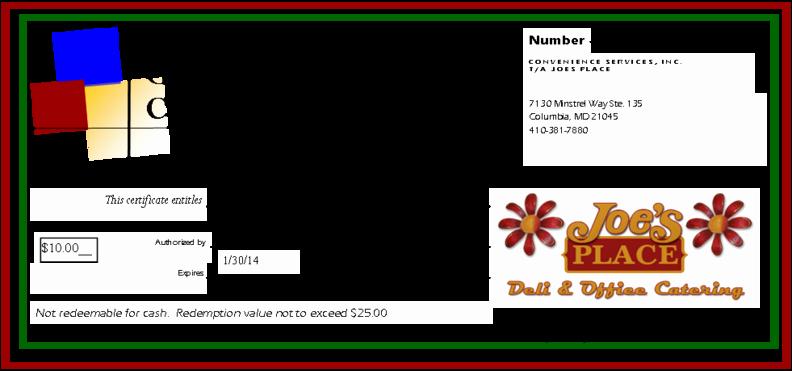 Restaurant Gift Certificate Template Lovely Printable Gift Certificates for Restaurants Gift Ftempo