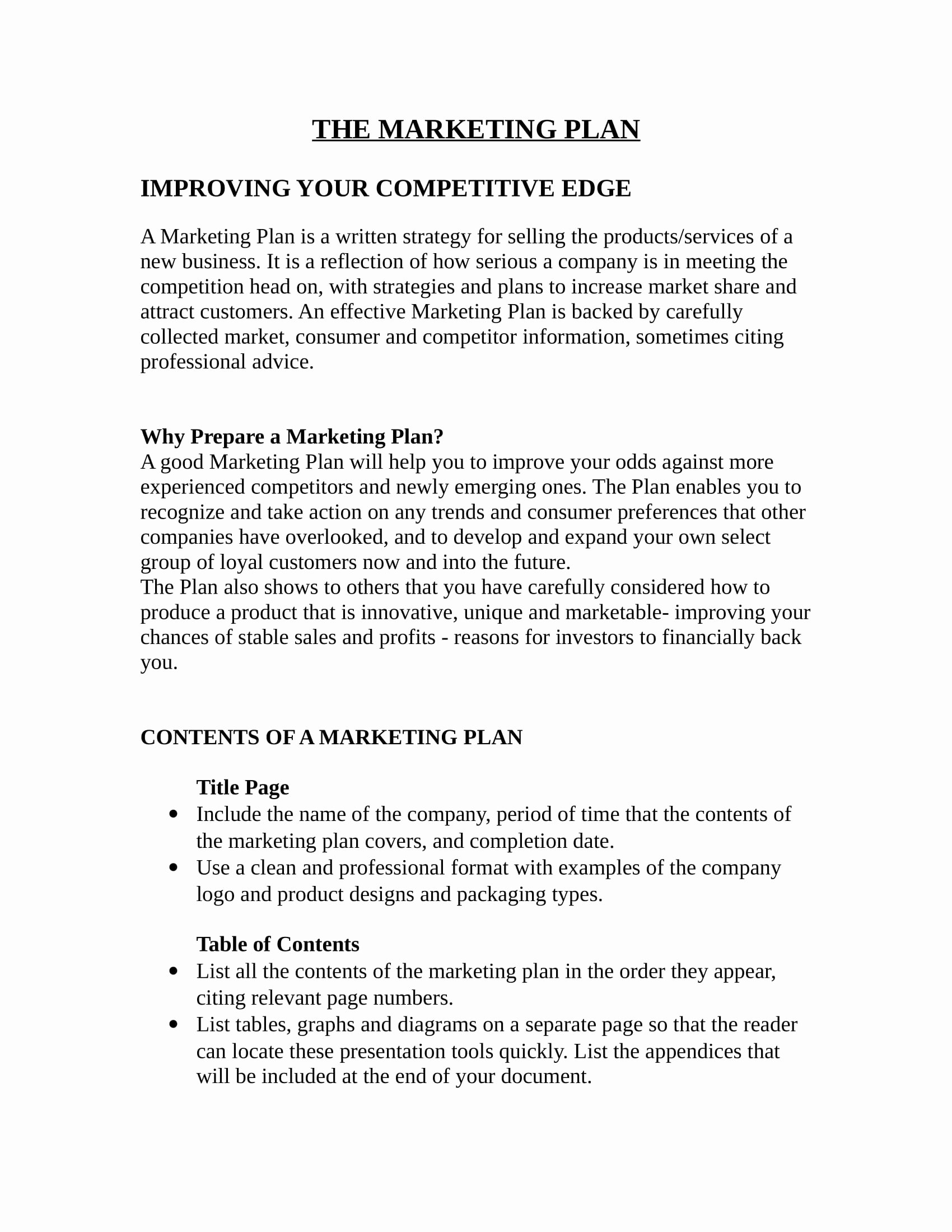 Restaurant Marketing Plan Template Best Of 5 Sample Restaurant Marketing forms Pdf Doc