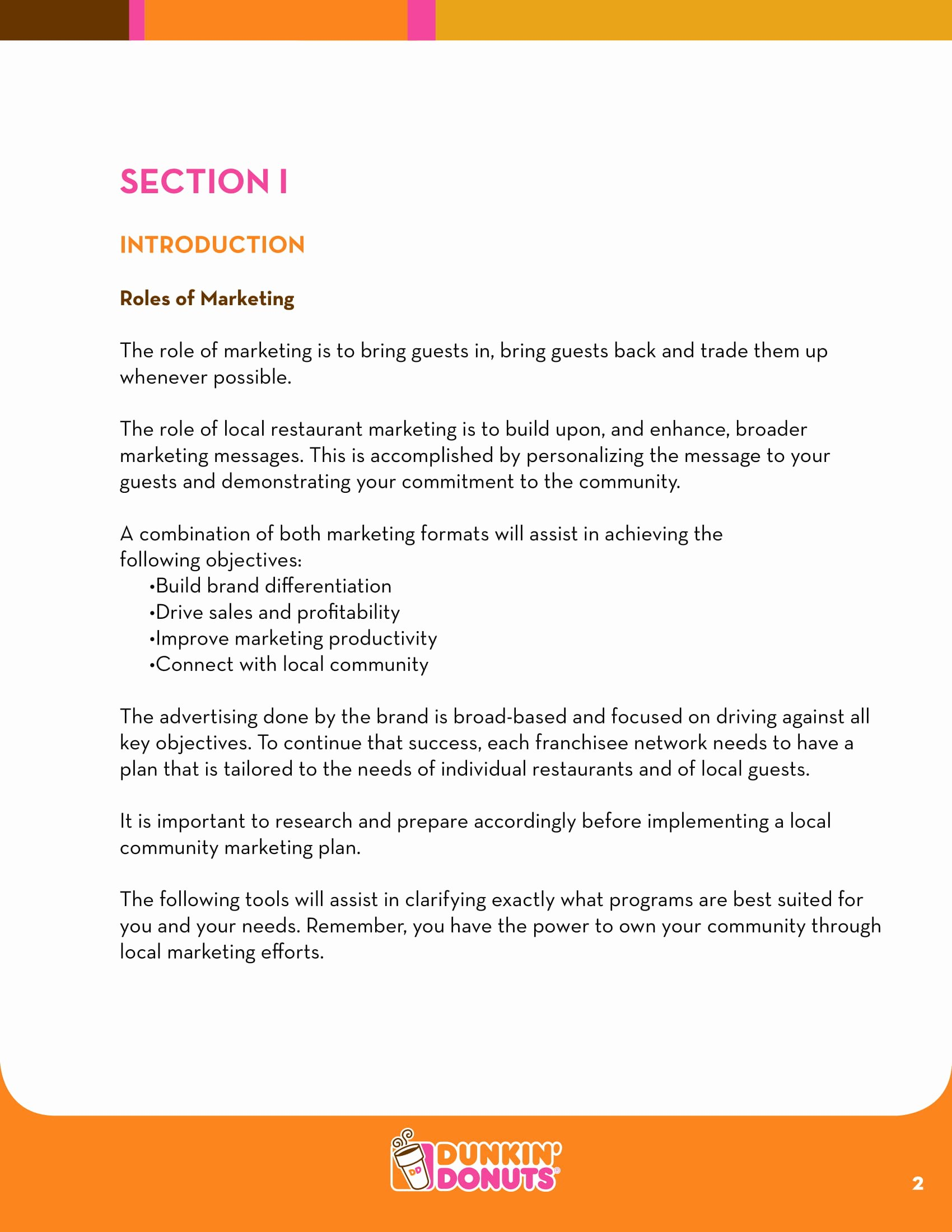 Restaurant Marketing Plan Template Elegant 5 Sample Restaurant Marketing forms Pdf Doc