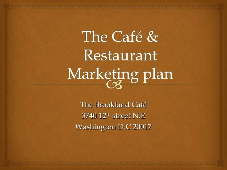 Restaurant Marketing Plan Template Inspirational Freeware Video Editing tools Sample Marketing Plan for A