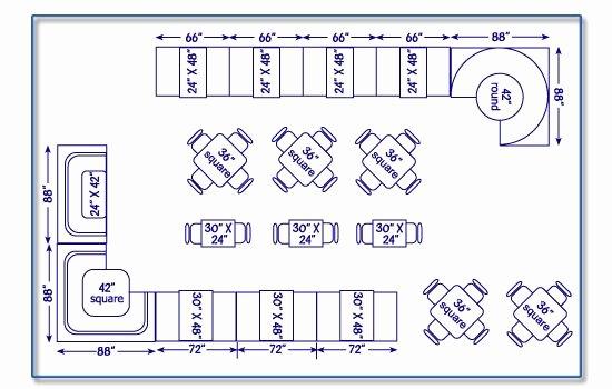 Restaurant Seating Chart Template Elegant Restaurant Seating Chart