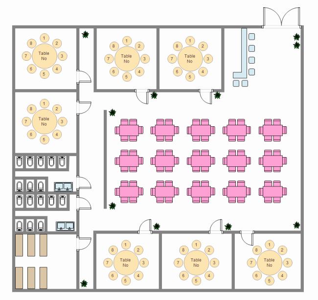 Restaurant Seating Chart Template New Restaurant Seat Plan