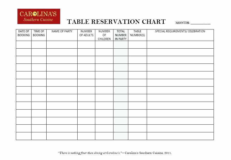 Restaurant Seating Chart Template Unique Table Seating Chart Printable File Custom Made Numbers
