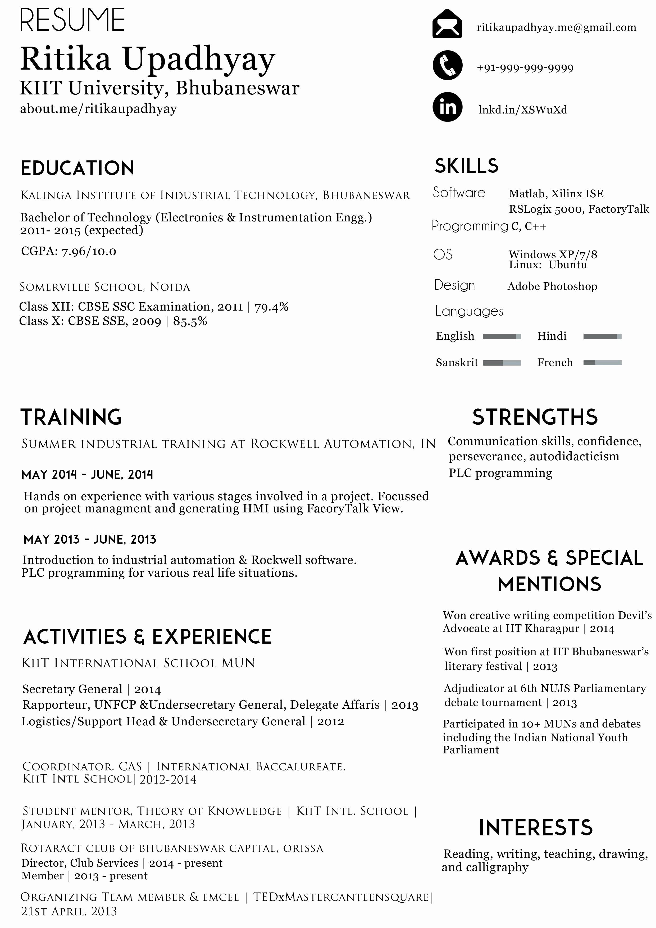 Resume Template for Kids Inspirational Lovely Condensed Resume Colorful Resume Template for Kids