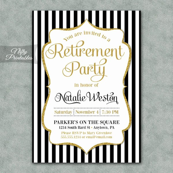 Retirement Flyer Free Template Inspirational 12 Retirement Party Invitations Psd Ai