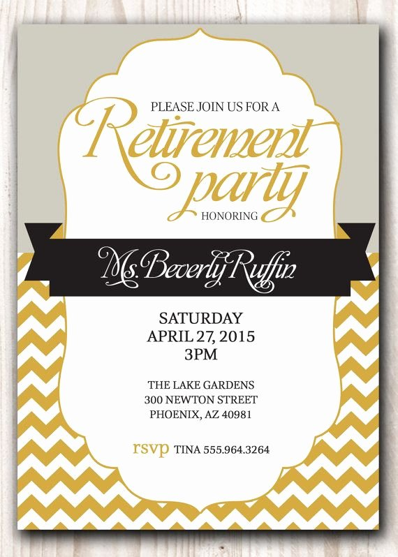 Retirement Invitation Template Free Lovely Party Invitation Template Free Printable Retirement Party