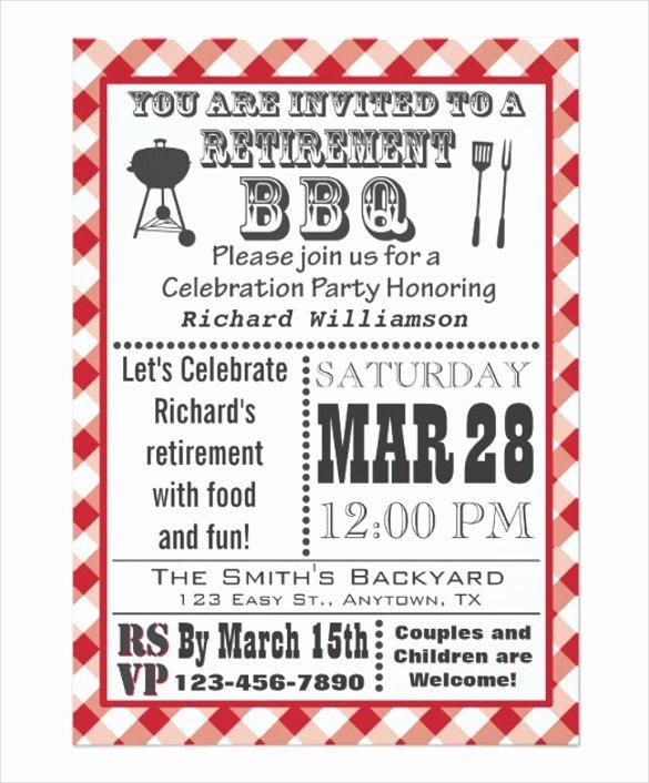 Retirement Invitation Template Free Unique 36 Retirement Party Invitation Templates Psd Ai Word