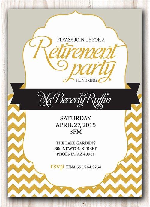 Retirement Invitations Template Free Inspirational Sample Invitation Template Download Premium and Free