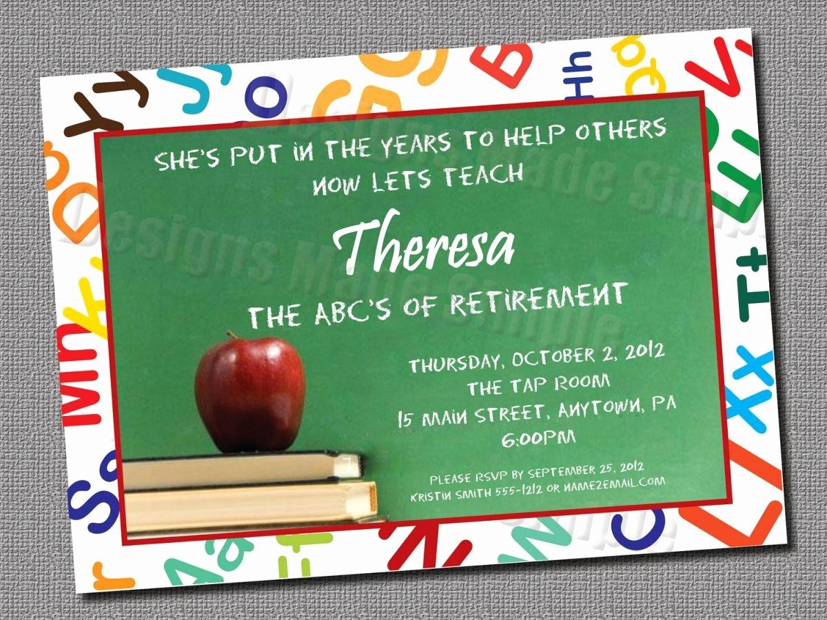 Retirement Party Invitation Template Elegant Free Printable Retirement Party Invitations Templates
