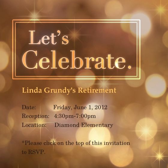 Retirement Party Program Template Beautiful Free Retirement Invitations Template