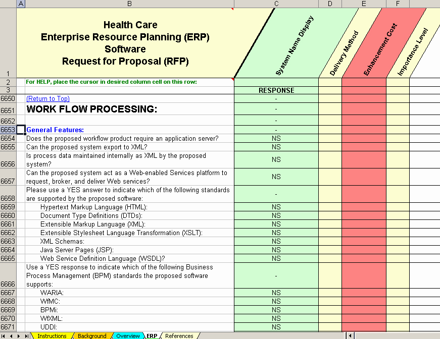 Rfp Evaluation Template Excel Beautiful 21 Of Accounting software Evaluation Matrix
