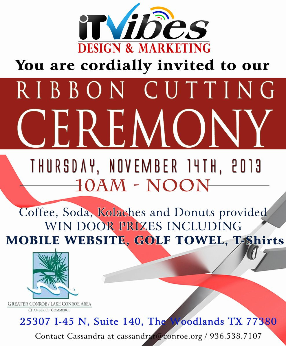 Ribbon Cutting Invite Template Best Of 10 Best Of Ribbon Cutting Template Brochure Grand