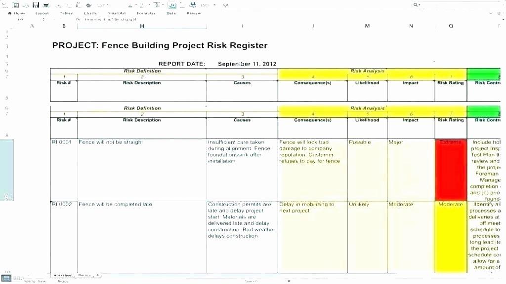 Risk assessment Template Excel Lovely Audit Risk assessment Template Excel Risk Mitigation